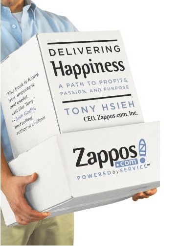 Book Review: Delivering Happiness by Zappos' CEO Tony Hsieh