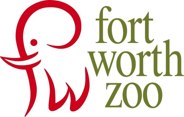 I'm in Logo Love: The Fort Worth Zoo logo