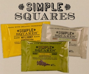 Small Business Spotlight of the Week: Simple Squares