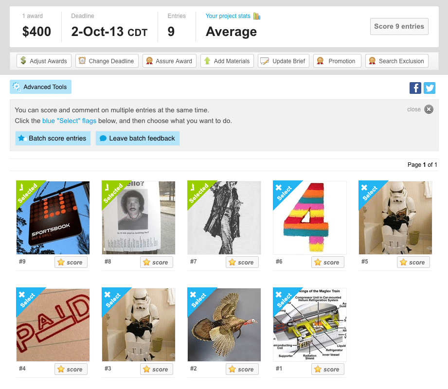 Interface Improvements: Updated buyer tools