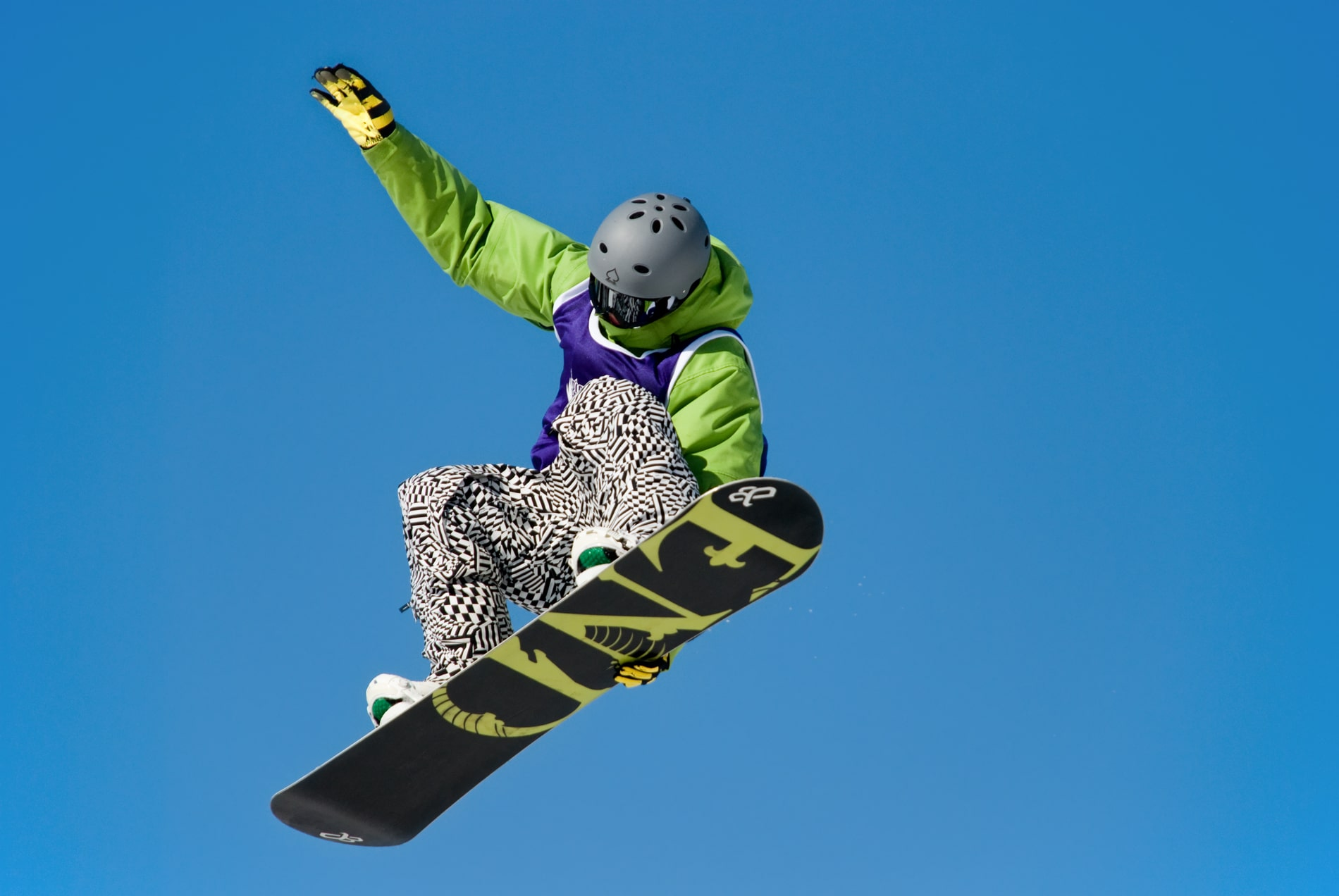 5 Things Entrepreneurs Can Learn From Slopestyle