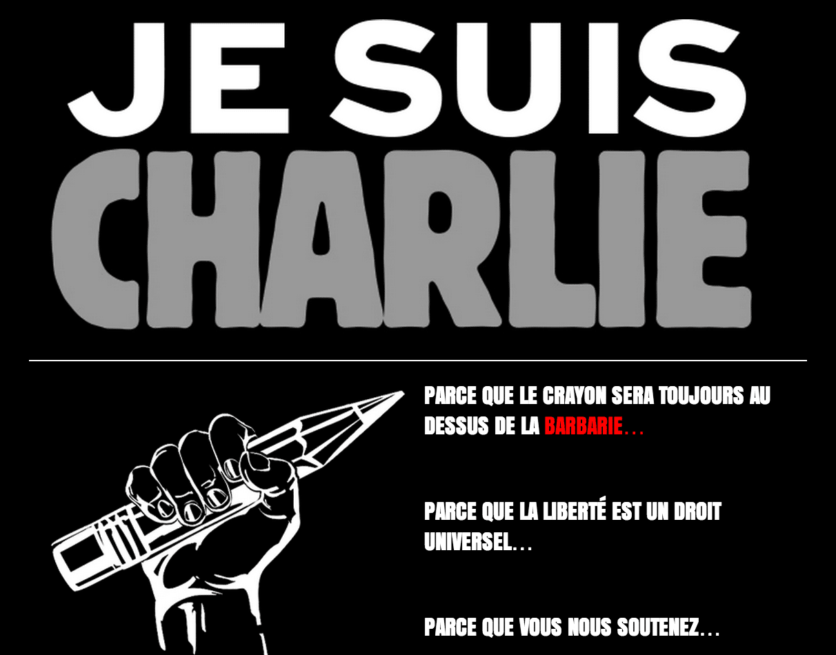 5 things Entrepreneurs Can Learn From Charlie Hebdo