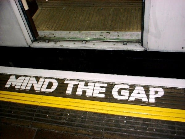 Small Business and Startups: Mind the Gap
