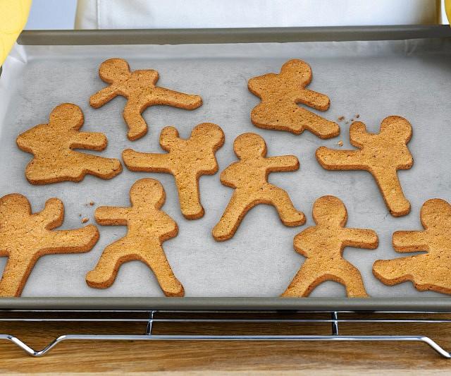 ninja cookies