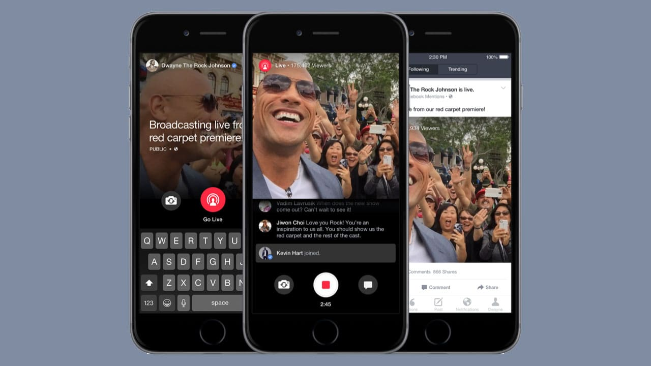 22 Ways Brands Can Use Facebook Live Video to Drive Business