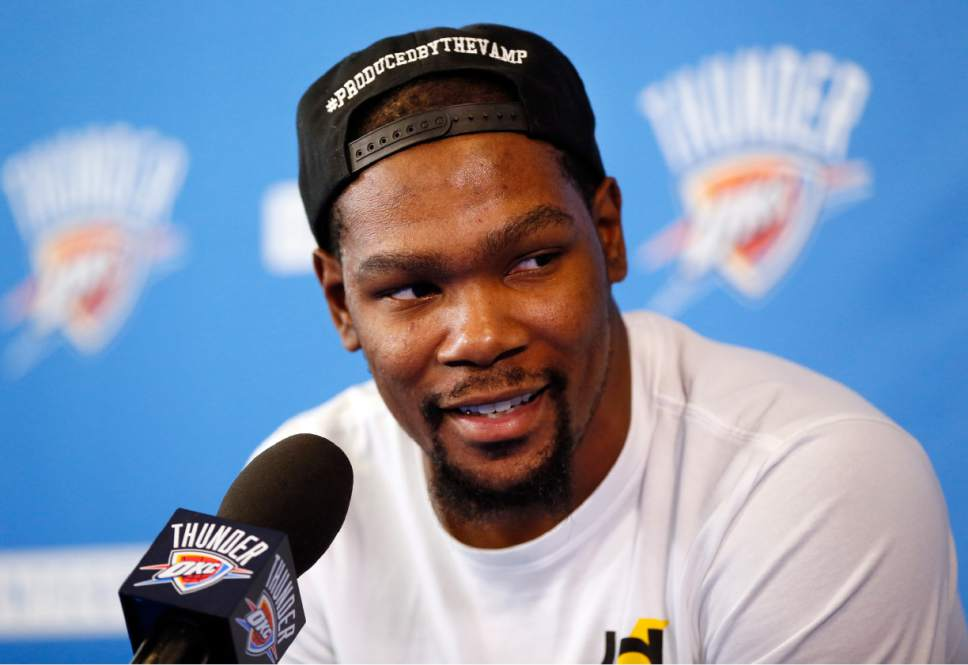 Kevin Durant Could Teach Businesses a Thing or Two