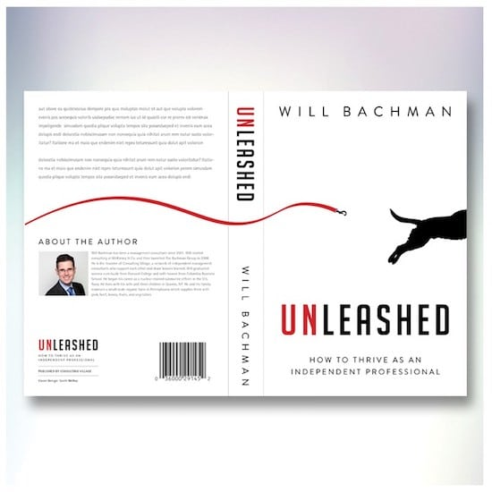 book cover for Unleashed by Will Bachman