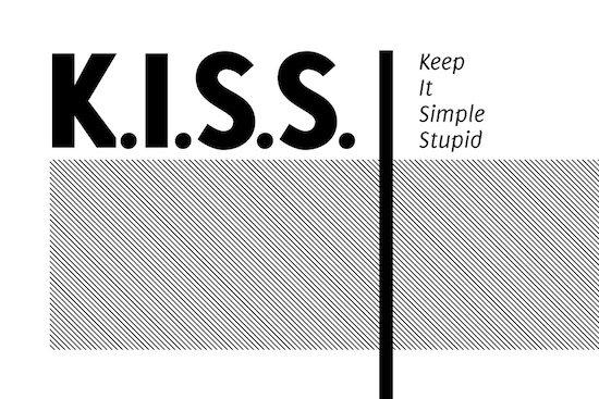 Logo Design: Keep It Simple