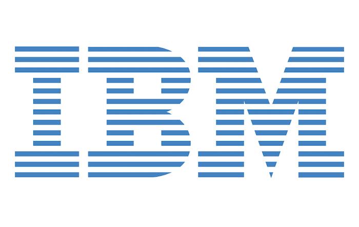 IBM logo by Paul Rand (1966)
