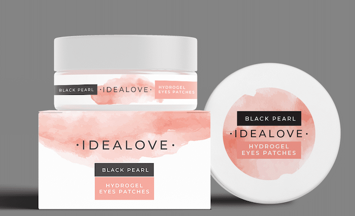 package design with soft and neutral color palettes